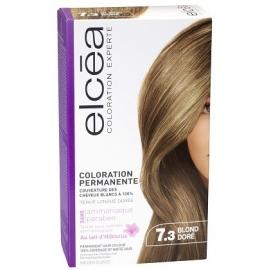 Elcea Coloration Permanente Blond Doré 7.3