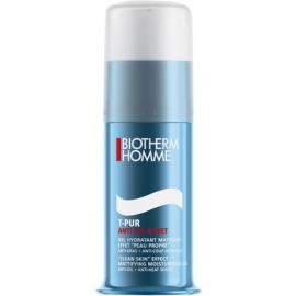 Biotherm Homme T-Pur Anti-oil & Wet Soin Hydratant 50 ml