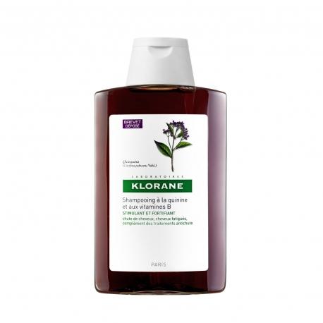 Klorane Capillaire Shampooing a la Quinine et Aux Vitamines B 200 ml