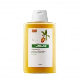 Klorane Shampoing au beurre de mangue 400 ml