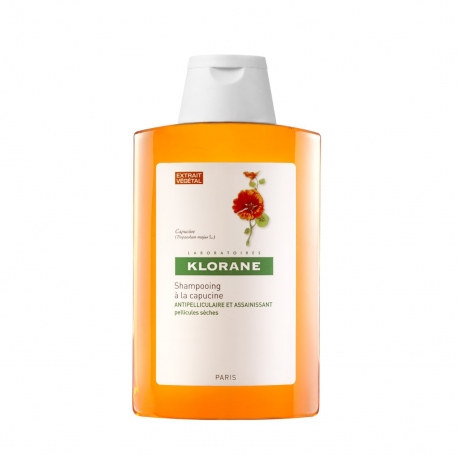 Klorane Capillaire Shampooing A la Capucine 200 ml