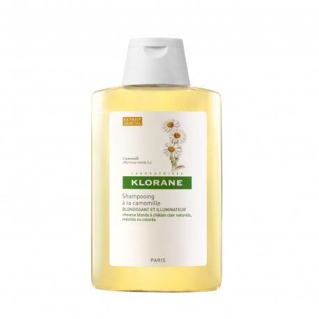 Klorane Capillaire Shampooing a la Camomille 200 ml