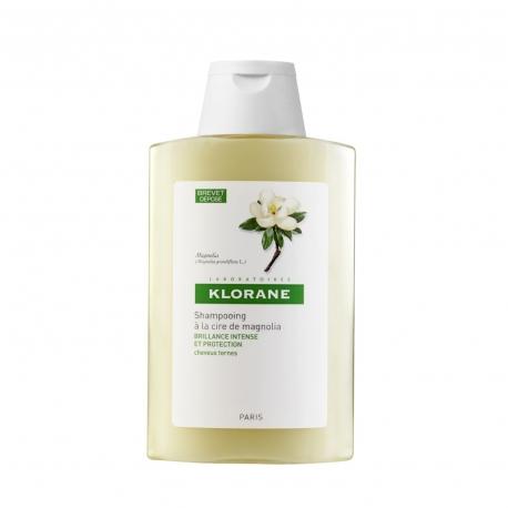 Klorane Capillaire Shampooing a la Cire de Magnolia 400ml