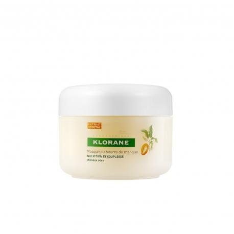 Klorane Capillaire Masque Reparateur Nutrition Intense a la Mangue 150ml