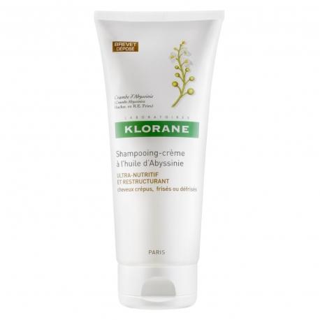 Klorane Capillaire Shampooing-Crème à L'huile D'abyssinie 200ml