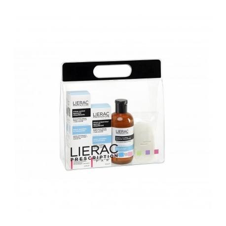 Lierac Prescription trousse peaux sensibles et intolérantes
