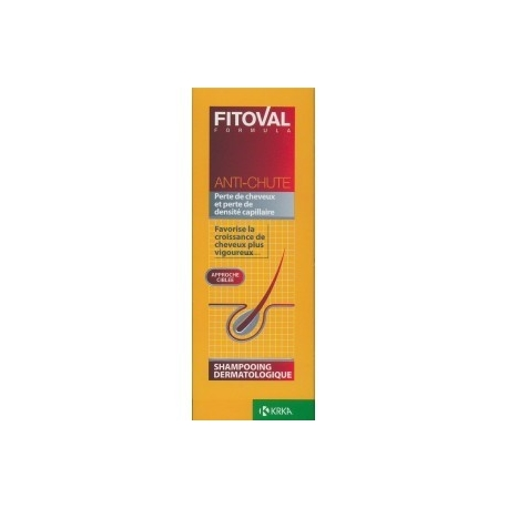Fitoval shampoing anti-chute 200 ML