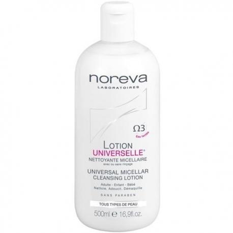 Lotion Universelle Nettoyante Micellaire Noreva  500 ml