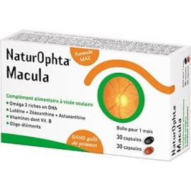 Horus Pharma NaturOphta Macula 60 capsules
