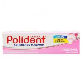 Polident Crème Fixative Pour Appareils Dentaires Original 40 g