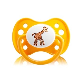 Dodie Sucette 1er Age Girafe